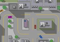GTA, course, bandit, voiture, véhicule, course en ville, gangster