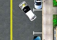 voiture, conduite, parking, stationnement