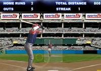 Baseball, batteur, sport, sportif, batte