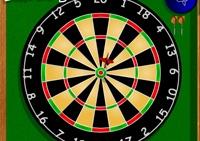 Fléchettes, cible, lancer, adresse, sport, darts, 501