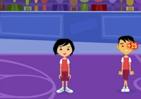 Danse, basket, chorégraphie, balle, danceur, basketteur, ballon, sport