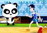 Athlétisme, sport, saut en longueur, sauteur, Athlète, compétition