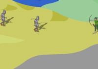 tir, tireur, tirer, action, archer, arc, flèche, arme, robin des bois