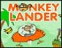 animaux, fruits, singe, vaisseaux, pilotage, soucoupe volante