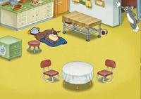 Tom & Jerry, mécanismes, chat, souris, piège