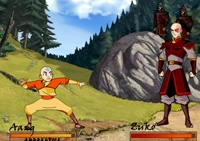 Avatar, point & click, combat