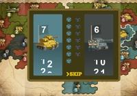 stratégie, guerre, dés