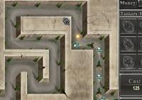 stratégie, tower défense, canon