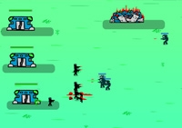 stratégie, alien, guerre