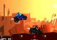 moto, course, bécane, 2 roues