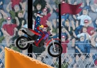 moto, motocross, stunt, rider