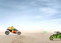 moto, tir, véhicule
