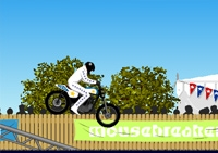 moto, motocross, cross, stunt, freestyle, cascade