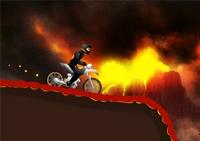 moto, motocross, hell rider, bike