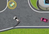 voiture, chauffeur, conduite, GTA